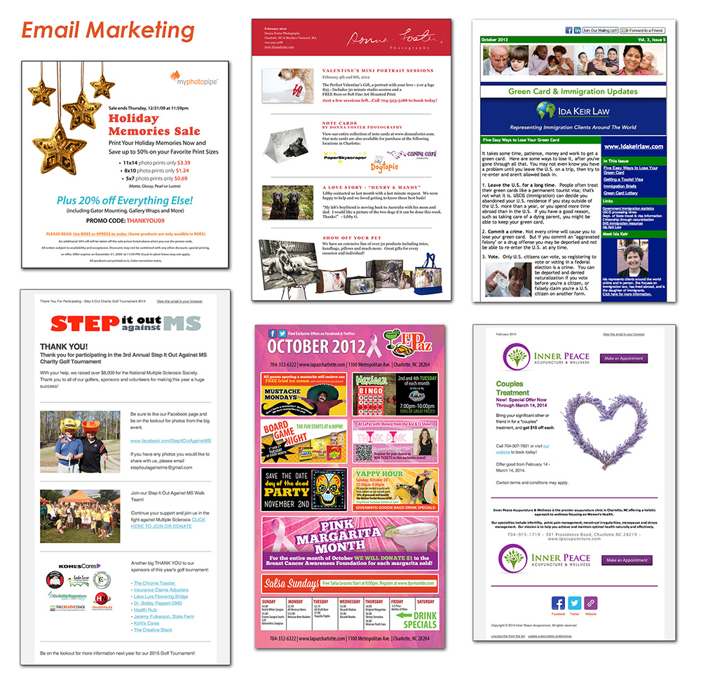 EmailMarketing_TheCreativeStack_Portfolio