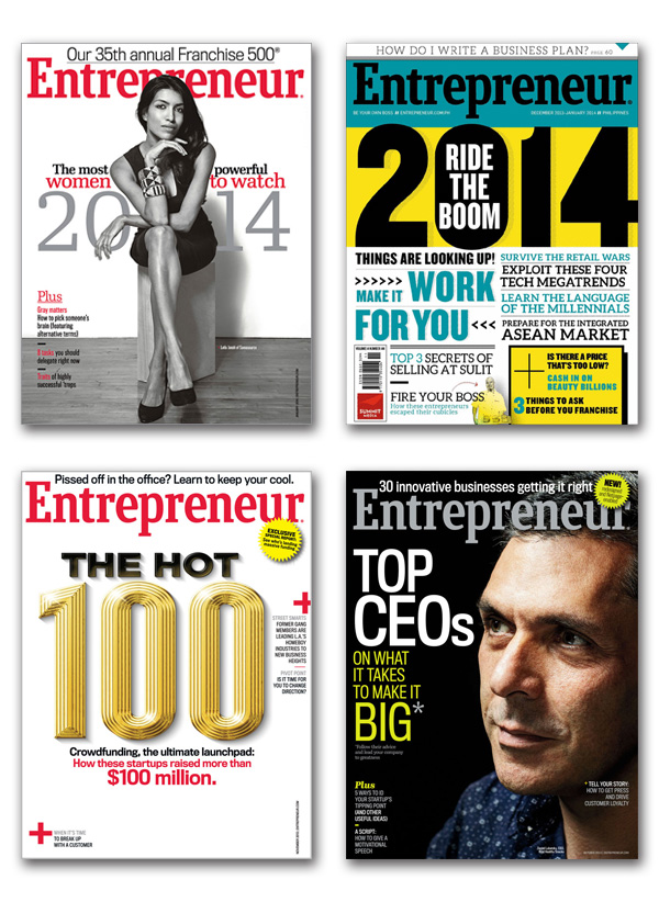 Entrepreneur Magazine - For Small Businesses