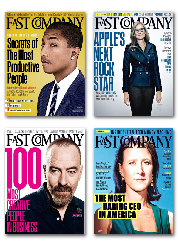 Fast Company Magazine - Great for Small Business