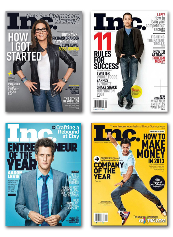 Inc Magazine - Great for Small Business Owners