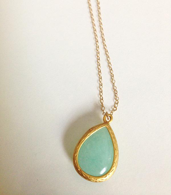 necklace birthday gift