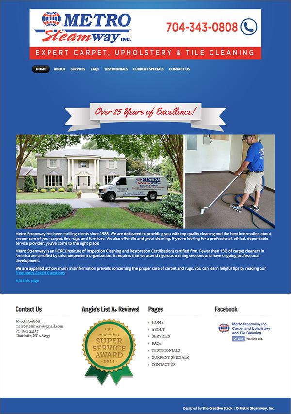 MetroSteamway_WebsiteDesign